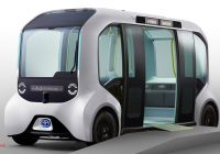 Tesla Driverless Car Best Of toyota E Palette Updated for Use at the 2020 tokyo Olympic
