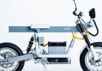 Tesla Electric Motorcycle Fresh Cake –sa Arrives 63 Mph Electric Motorcycle and Workbench