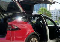 Tesla Falcon Doors Awesome Serious Upgrade From Golf Carts to Teslas for Riders Of