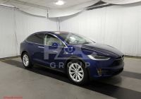 Tesla for Sale Az Awesome ᐉ Used Tesla Model X 2018 Vin 5yjxcae26jf for Sale