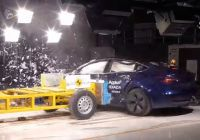 Tesla Gigafactory Berlin Awesome Tesla Model 3 Adds Another 5 Star Safety Rating to Its
