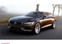 Tesla Headquarters Beautiful Volvo Estate Concept 2014