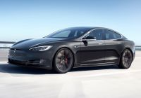 Tesla In Cold Weather Awesome Model S