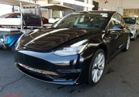 Tesla In Cold Weather Elegant Condition Report