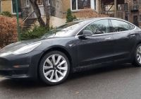 Tesla In Cold Weather Fresh Tesla Starts Model 3 Launch In Canada Confirms Starting