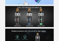 Tesla Invader 4 Best Of Geekvape Flint Starter Kit 1000mah