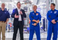 Tesla Leadership Unique Spacex to Bring astronauts to Short Handed Space Station for