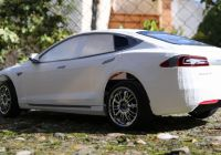 Tesla Like Apple Awesome Myrccar 1 10 Tesla Model S Road touring Rc Car Body by