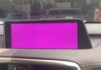 Tesla Like Apple Fresh Lexus software Update Crashes In Car Radio because This is