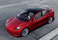 Tesla Like Screen New Tesla Model 3 Review Worth the Wait but Not so Cheap after