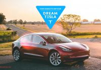 Tesla Losing Money Beautiful Here S How You Could Win A 2020 Tesla Model 3 for Free