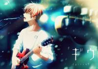 Tesla Love song Chord New Bl Manga Given Getting Anime Adaptation the Most