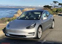 Tesla M3 Fresh the 10 Hardest Things to Get Used to On the Tesla Model 3