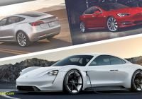 Tesla Model 2020 Elegant 2020 Porsche Taycan Vs Tesla Model S & Model 3 How Do they