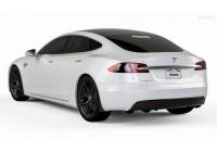 Tesla Model 2020 Elegant Vicrez Mud Flaps Front & Rear Set Vz
