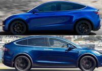 Tesla Model 2020 Fresh 2020 Tesla Model Y Vs 2019 Tesla Model X