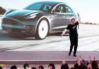 Tesla Model 2020 Fresh Elon Musk Stripteases for Tesla Model Y Launch In China