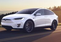 Tesla Model 2020 Luxury 2020 Tesla Model X Review Pricing and Specs