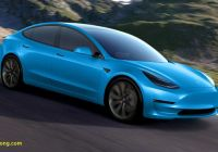 Tesla Model 2020 Luxury 38 the Best 2020 Tesla Model 3 Model