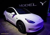 Tesla Model 2020 Luxury Breaking Tesla Model Y Production to Start Q1 2020