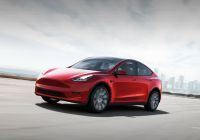 Tesla Model 2020 Luxury Model Y