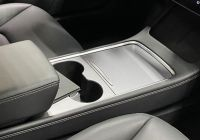 Tesla Model 3 Glass Roof Awesome First Look at Tesla S New Center Console In 2021 Model 3
