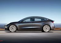 Tesla Model 3 Lovely November Update 4 Automakers Closest to Losing Federal Tax