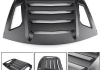 Tesla Model 3 Windshield Replacement Inspirational areyourshop Rear Window Louver Sun Shade Cover for 13 18