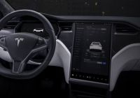 Tesla Model S Center Console Awesome Model X