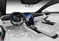 Tesla Model S Center Console Beautiful Tesla S Refresh for the Tesla Model S and Model X Will