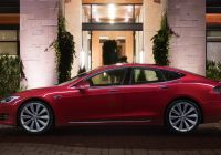 Tesla Model S Cost Beautiful Tesla is Discontinuing Its Least Expensive Model S with 60
