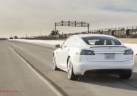 Tesla Model S Features Elegant the 2017 Tesla Model S P100d and the 0 100 0 Test