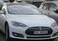 Tesla Model S Lovely File Sandefjord Tesla Model S 4 Wikimedia Mons