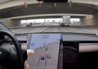 Tesla Model S Update Lovely Tesla Owners with the New Traffic Light Update are Revealing