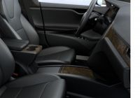 Tesla Model X 2019 Awesome Tesla Refreshes Model S Front Seats with Sleeker Roomier