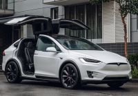 Tesla Model X Drawing Awesome Tesla S Refresh for the Tesla Model S and Model X Will
