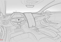 Tesla Model X Drawing Best Of Tesla S Refresh for the Tesla Model S and Model X Will