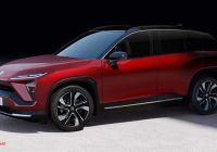 Tesla Model X Price In Usa Elegant 536 Hp Nio Es6 Midsize Electric Suv Launches with 317 Mile