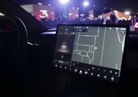 Tesla Model X Screen Lovely A Closer Look at Tesla Model 3 S Spartan Interior the Verge