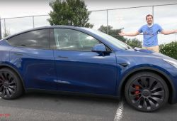 Beautiful Tesla Model Y Wheels
