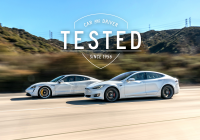 Tesla Near Me Test Drive Luxury Ments On In Our Testing the Porsche Taycan S Range