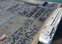 Tesla Nurburgring Time Unique Latest Aerial Photos Of the Port Of Sf Show Thousands Of