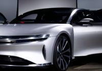 Tesla Options New when Lucid Motors Announced Its All Electric Luxury Sedan