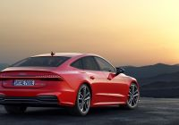 Tesla or Audi Fresh the 2020 Audi A7 Has Been Electrified but to What Extent
