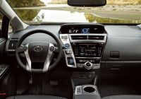 Tesla or Prius Best Of View toyota Prius V Interior and Exterior Photos and