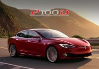 Tesla P100 Inspirational This Week On Evo New Panamera Model S P100d and More