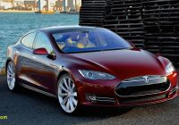 Tesla P100d Beautiful An even Faster Tesla Model S Might Be On the Way