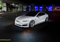 Tesla Price Indonesia Fresh Pearl White Tesla Model S Adv5 2 M V2 Sl Series Adv 1 Wheels
