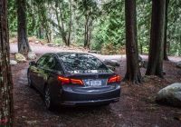 Tesla Punk Awesome 2015 Acura Tlx V6 Sh Awd Test Drive Review