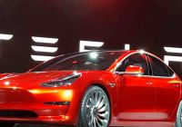 Tesla Quarter Mile New Twelve Things You Need to Know About the Tesla Model 3